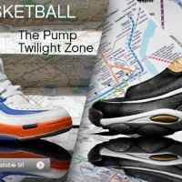 [SNEAKERS] The Pump Twilight Zone & DMX RUN 10 #Retro (@Reebok)