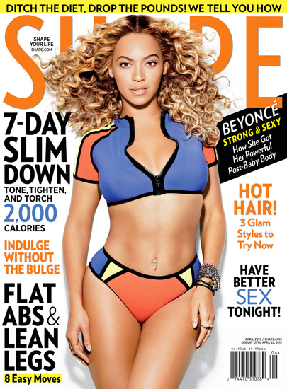 #6: SHAPE Magazine