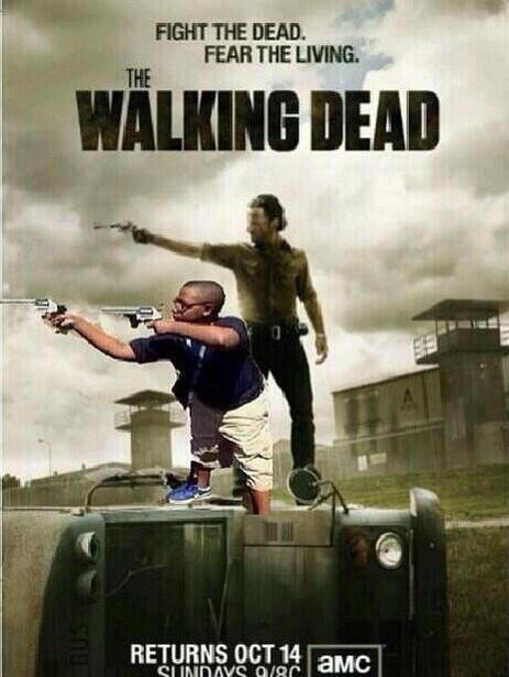 #4: The Walking YEET!