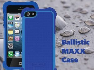 IPHONE 5/5s SG MAXX Case with Holster