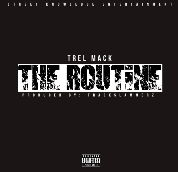 THE ROUTINE COVER