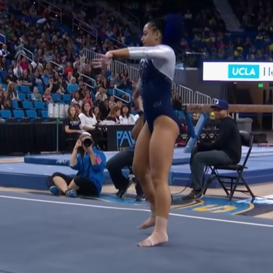 UCLA-Gymnast-Sophina-Dejesus-Floor-Routine-Video
